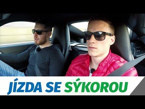 AAA Auto: Vyjížďka s Hráčem měsíce února Janem Sýkorou