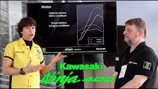 Kawasaki Ninja 400 - Novidades do Motor