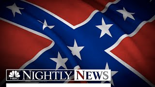 Confederate Flag Merchandise Dropped By Top Retailers | NBC Nightly News
