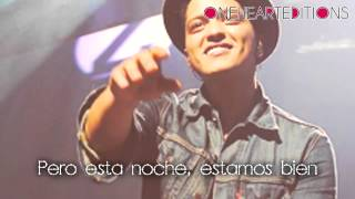 Lighters - Bruno Mars [Español] (Bruno Mars Version) HD