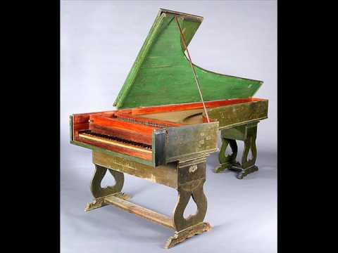 D.Bortnyansky - Harpsichord Concerto D dur - Allegro (1775)