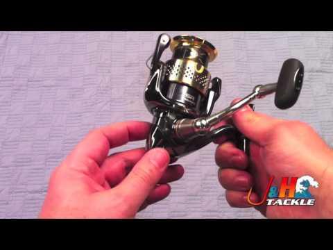 Shimano Stella STL2500FE Spinning Reel - J&H Tackle