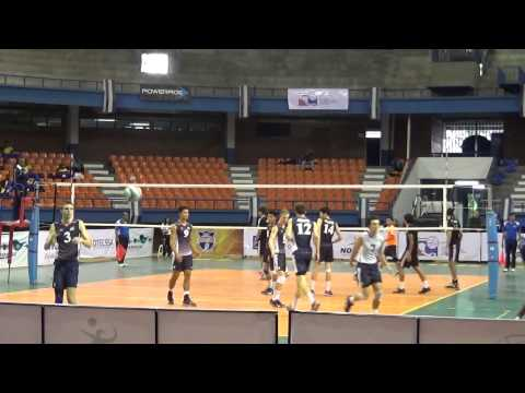 MJNT vs El Salvador | Aug. 1, 2014 | NORCECA U21 Men's Continental Championships
