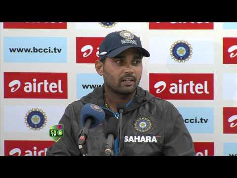 Murali Vijay press conference India - March 23rd