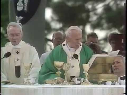 Apostle To The World: A Look Back, Pope John Paul II Visit- WWL-TV New Orleans, La.