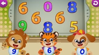 Funny Food 123 Kids Number Games for Toddlers educational game for kids - part 5