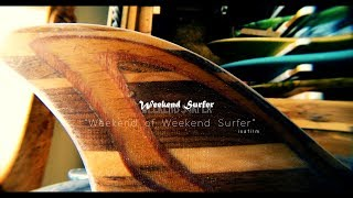 "Weekend Surferの千葉北サーフィン 2017/06/11 in 一つ松 ""Weekend of Weekend Surfer"" isafilm"