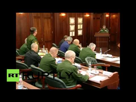 "Russia: ""Eastern Military District on full combat alert"" - Shoigu"