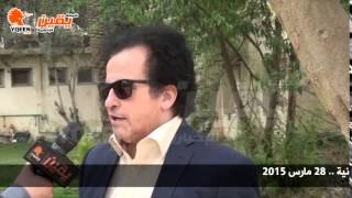 يقين | حوار مع الدكتور أحمد سليمان فى احتفالية بالقرية الفرعونية