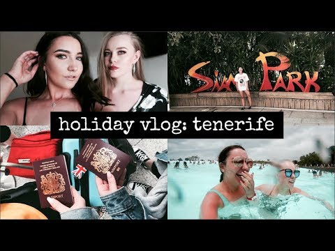 HOLIDAY VLOG | A WEEK IN TENERIFE