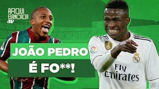 Melhor que Vinícius Jr? Veja como João Pedro DESTRÓI no Fluminense!
