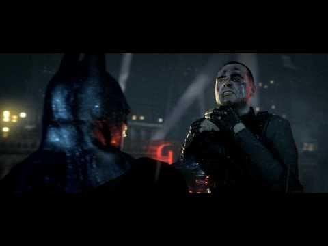 Hugo Strange HD Trailer - Batman: Arkham City