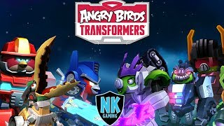 "Angry Birds Transformers - ""As Cold As Ice"" Event - Part 2"