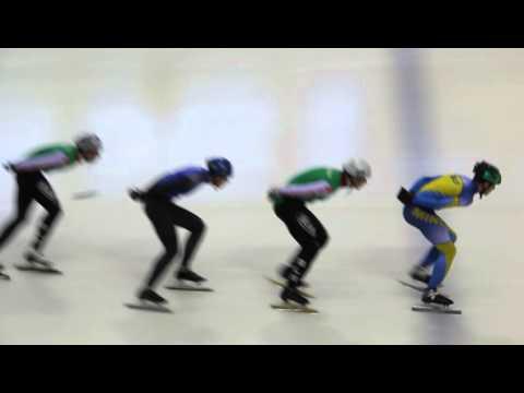 Шорт-трек.Суперфинал 1500 м юниоры.Первенство Беларуси 17.01.2016 Орша