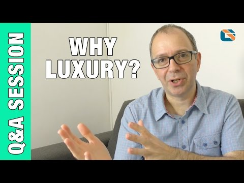 Why Did You Start the Luxury Lifestyle Channel ? Q&A Session