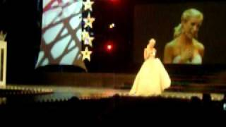 Elizabeth Crot Miss Virginia Talent Final Night