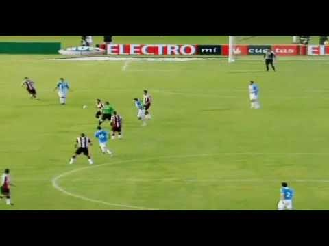 Primer gol de David Trezeguet en River vs Racing