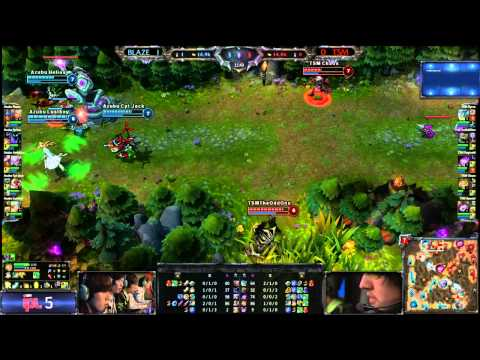 Team SoloMid vs Azubu Blaze - Game 2