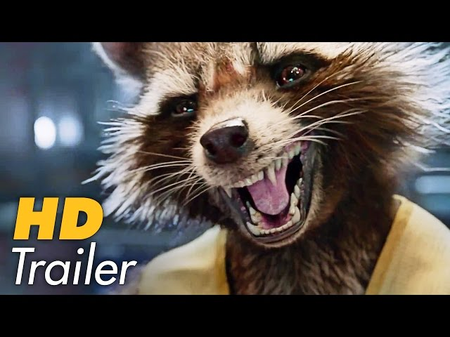 GUARDIANS OF THE GALAXY - HD Trailer 2 (Deutsch | German) Marvel