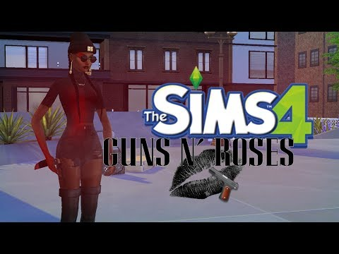 SERIAL KILLER MOD/ THE SIMS 4: REVIEW + OVERVIEW
