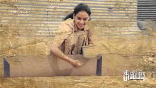 Kazhugu - Sadugudu Vizhiyil   Sivappu Tamil Film   N.R.Raghunanthan   Kabilan Vairamuthu   Sathya Siva