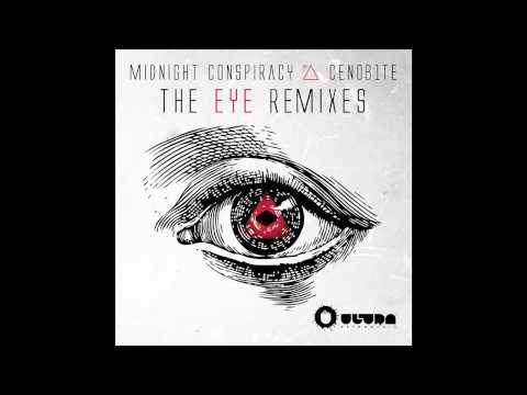Midnight Conspiracy & Cenob1te - The Eye (Cover Art)