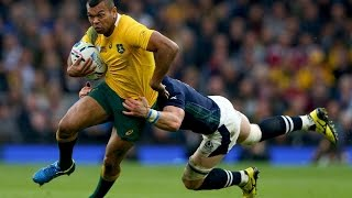 Best Tackles from Rugby World Cup 2015 | Rugby Video Highlights