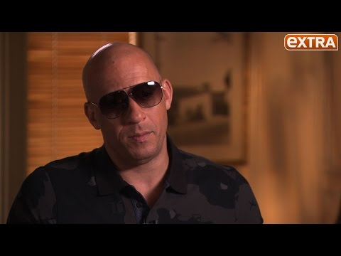 Vin Diesel Opens Up About Finishing 'Fast & Furious 7' Without Paul Walker