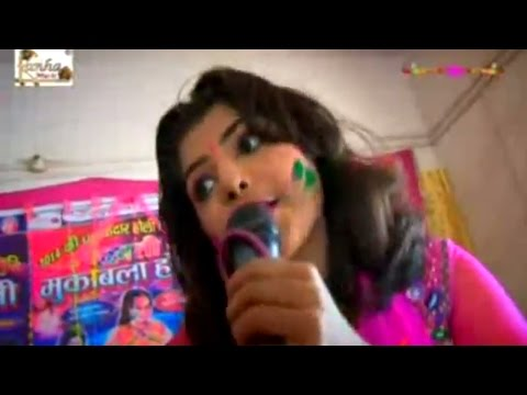 Hd Jija Fagun में जोतले Bataiya       Bhojpuri Hot Holi Songs 2015 New    Priyanka Panday video
