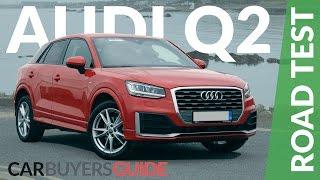 Audi Q2 Review 1.4 TFSI 2017