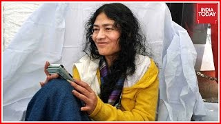 Manipur's Iron Lady Irom Sharmila Breaks 16-yr Fast