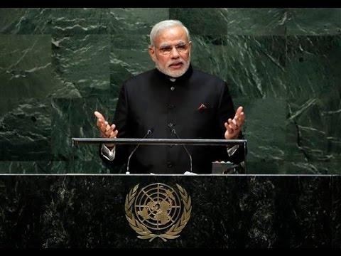 Dekhain: PM Narendra Modi Ka UN Ki Mahasabha Main Diya Pura Bhashan