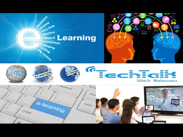 S10 Ep. 10 - TechTalk With Solomon - eLearning Technolgy