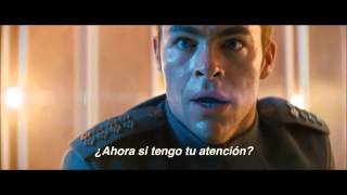 STAR TREK EN LA OSCURIDAD  Star Trek Into Darkness   Trailer  Subtitulado