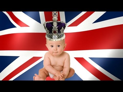 Royal baby born! Kate Middleton pops out a future monarch!