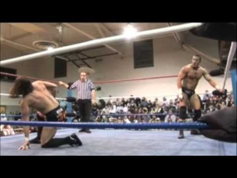 "Clip of TRP Heavyweight Champion Stevie Richards vs. ""Epic"" Mike Bennett - Filmed April 4th, 2009 @ in Bellingham, MA - www.topropepromotions.com."