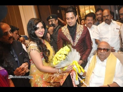 Actor Bharath Wedding  Reception Part - 2 video