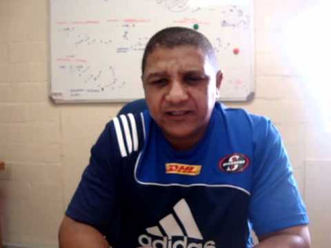 Allister Coetzee on why the Stormers aren't scoring tries