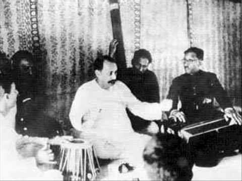 ustad faiyaz khan lalit alap and khayal
