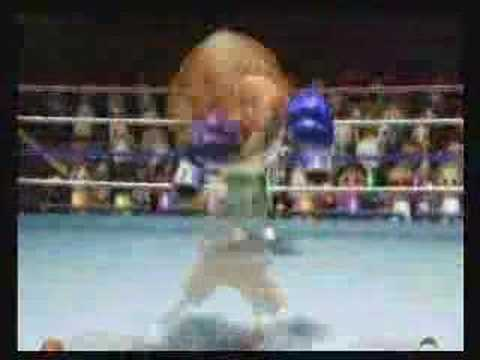 Wii Boxing,how to win pro match !
