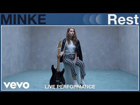 "Minke - ""Rest"" Live Performance | Vevo"