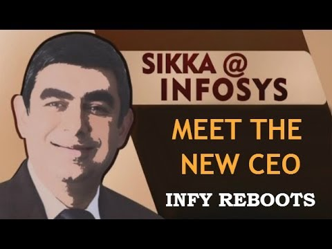 Change Of Guard At Infosys -- Why Vishal Sikka? | FULL SHOW