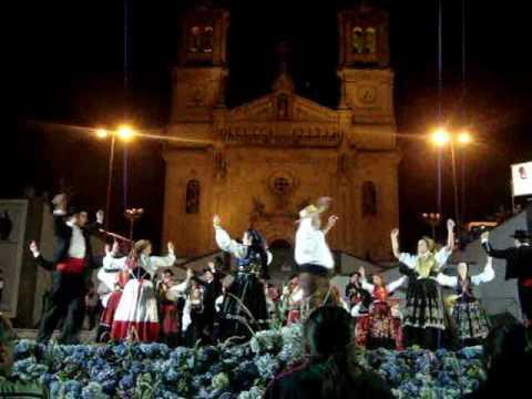 Grupo Folcl�rico de Santa Marta de Portuzelo - S�o Torcato Pt 1