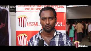 Thuppakki - Eagle Thuppakki Tamil Short film Interview