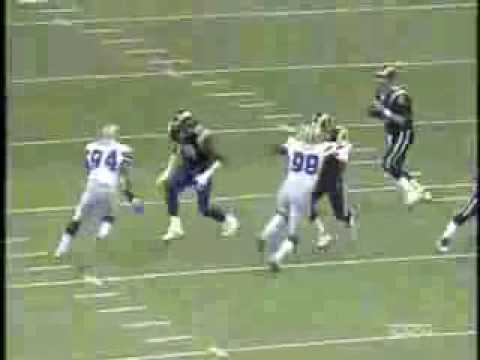 Demarcus Ware Sack Video