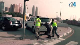 """24 يطلق برنامجه """"هاب ريح"""" بالتعاون مع شرطة دبي"""