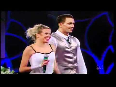 Rafa Santos e Geise Schmitz   Se ela Dança Eu Danço 04 01 2012 2ª Temporada   YouTube