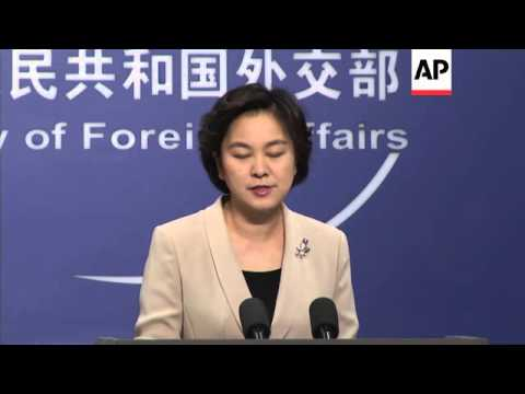 Chinese Foreign Ministry comments on tensions on the Korean Peninsula