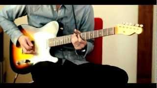 欲望を叫べ OKAMOTO'S guitar cover