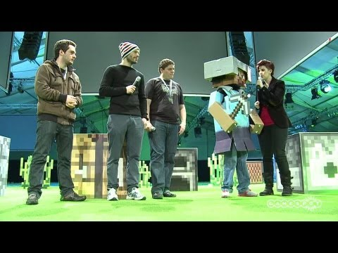 Costume Contest - MineCon 2012